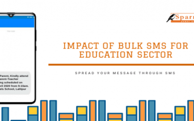 Impact of  Bulk SMS Services in Education Sector
